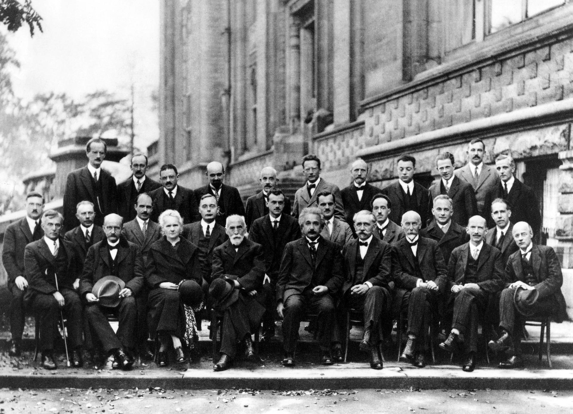 Solvayconferentie 1927